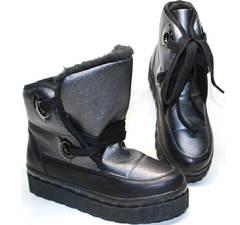 Ботинки женские зимние Kluchini 13047