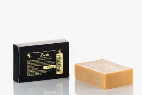 Мыло «Барака» с маслом черного тмина Барака, Мастерская Олеси Мустаевой, 90гр
