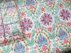 Ткань для пэчворка, хлопок 100% (арт. FS0801)