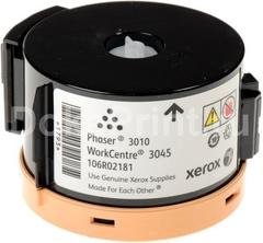 Тонер-картридж Xerox Phaser 3010/3040/ WC 3045B/3045NI (106R02181)