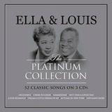 Ella & Louis / The Platinum Collection (3CD)