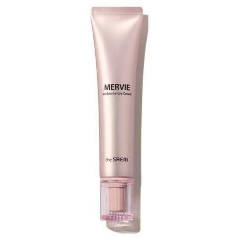 The Saem Mervie Actibiome Eye Cream био-крем с пробиотиками для кожи вокруг глаз