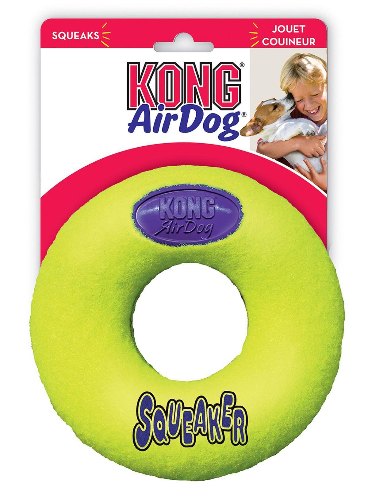 """Игрушки Игрушка для собак KONG Air """"Кольцо"""" среднее 12 см ASD2_1.jpeg"""