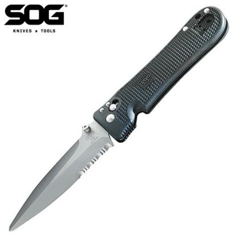 Нож SOG модель PE-14 Pentagon Elite I