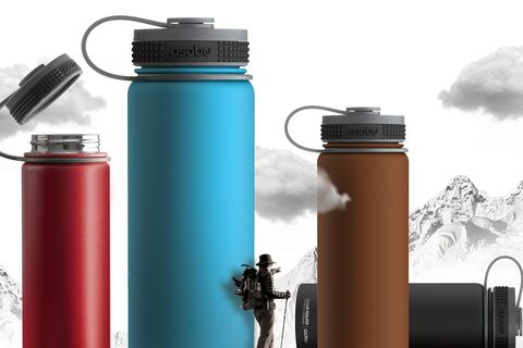 Термос Asobu Alpine flask (0,53 литра), синий