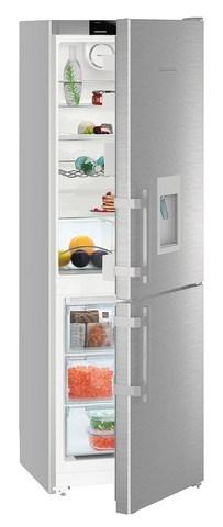 Двухкамерный холодильник Liebherr CNef 3535