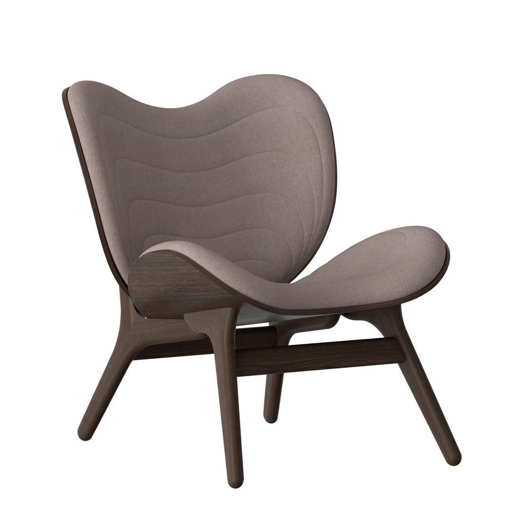 Кресло A Conversation Piece, темный дуб - вид 3