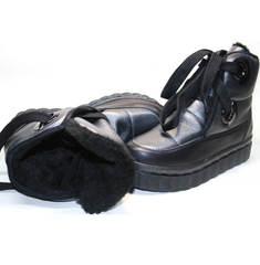 Женские зимние ботинки Kluchini 13047