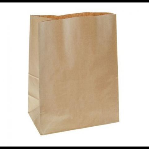 Пакет бумажный крафт, 22*12*29см