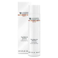 Лосьон для удаления макияжа с глаз Eye Make Up Remover, Dry Skin, Janssen Cosmetics, 100 мл
