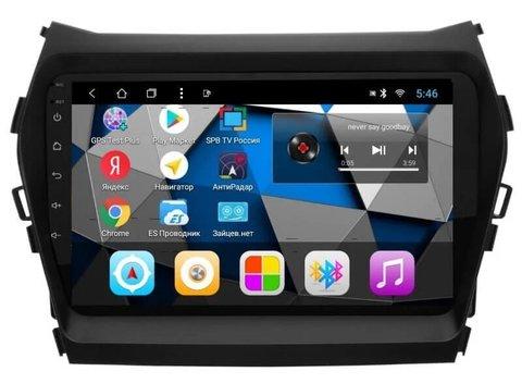 Головное устройство для Hyundai Santa Fe (2013-2018) Android 9.0 модель CB3053T3