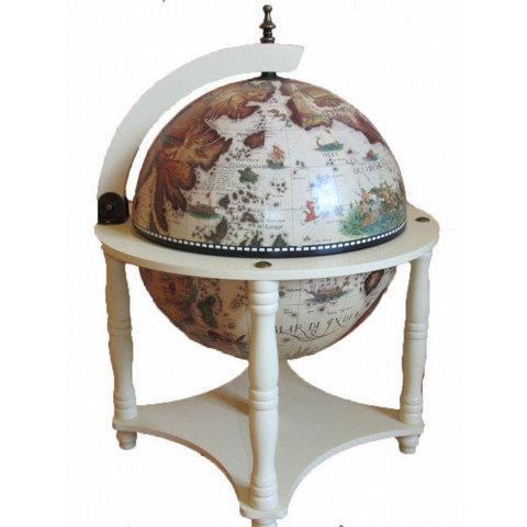 Глобус-бар настольный «Венецианские сады»