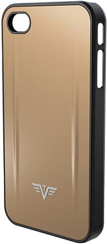 Чехол для iPhone 5 Tru Virtu Shell, цвет светло-бежевый , 126x61x10 мм