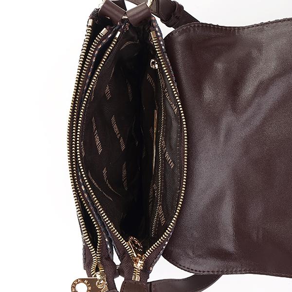 Женская сумка из кожи Nina Farmina
