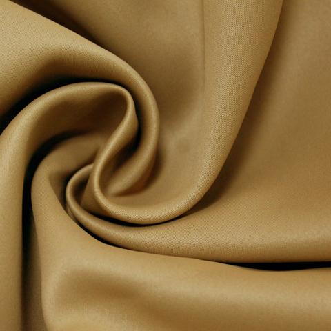 Ткань блэкаут желто коричневый. Арт. 715-11