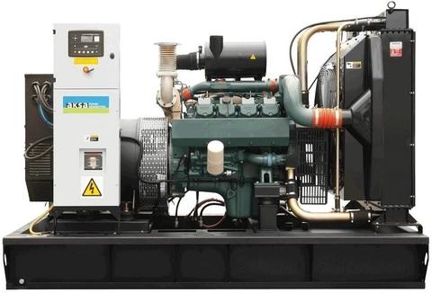 Дизельный генератор Aksa AD 185