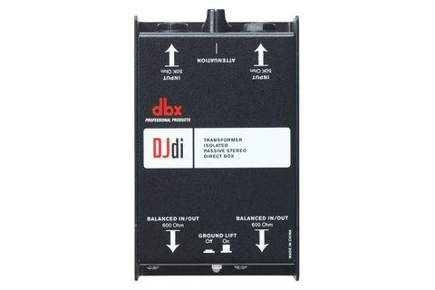 DBX DJDI пассивный директ-бокс