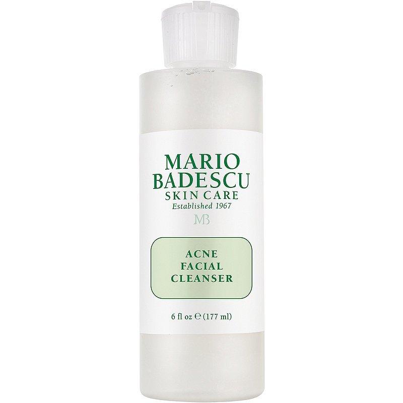 Гель для умывания Mario Badescu Acne Facial Cleanser 177 мл
