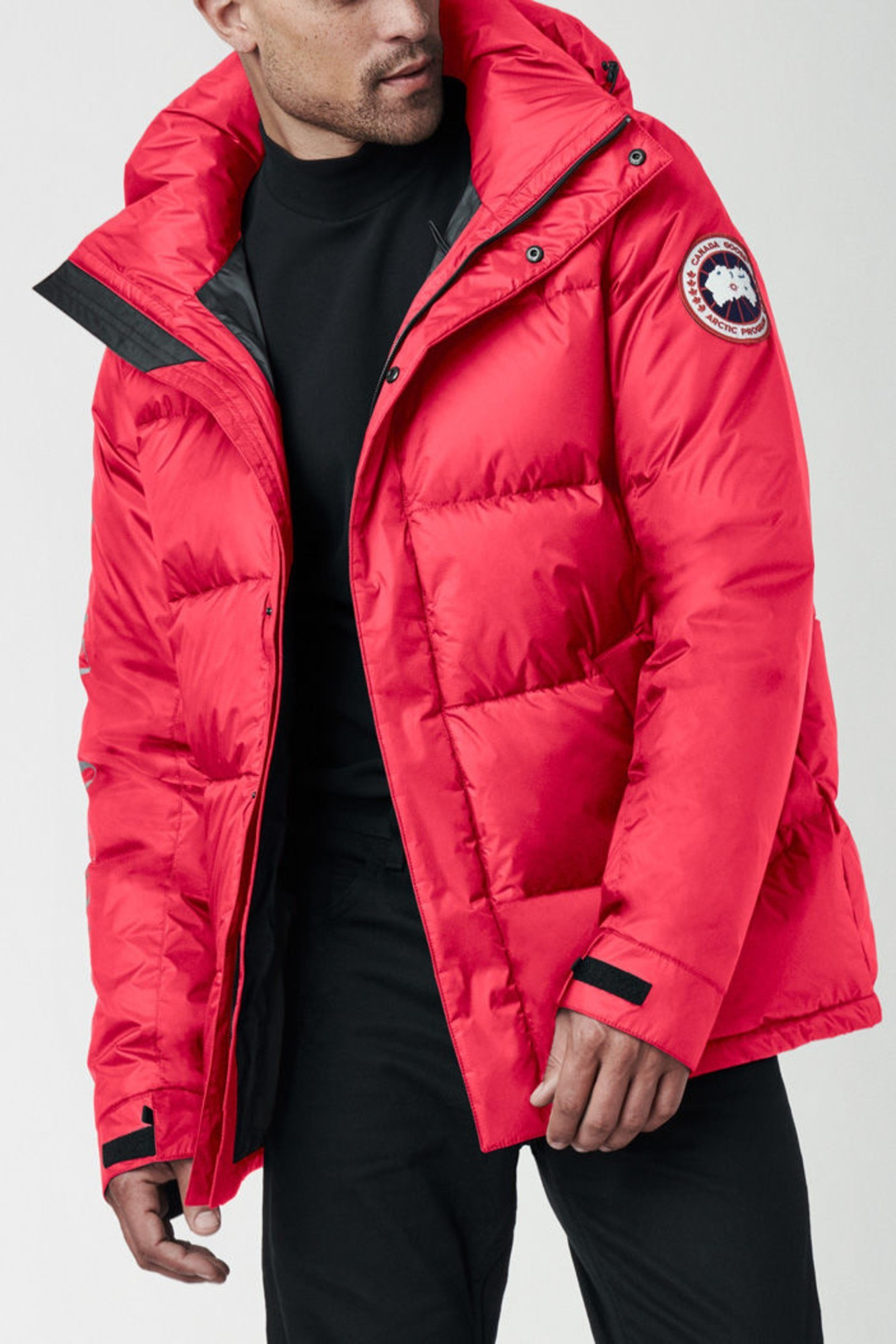 Approach Jacket Red 3887