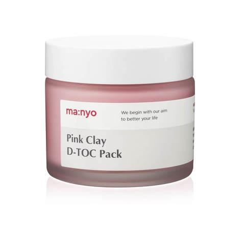 Очищающая Маска Для Лица MANYO FACTORY Pink Clay D-TOC Paсk