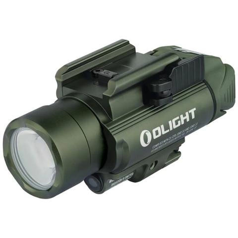 Фонарь светодиодный тактический Olight Baldr PRO Green