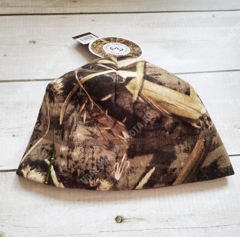 Ветрозащитная флисовая шапка с логотипом Avery