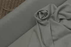 Широкая полульняная ткань цвет СЕРО-ГОЛУБОЙ