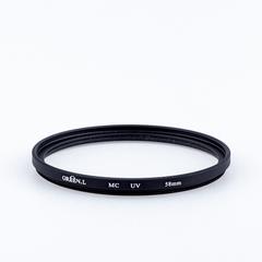 Ультрафиолетовые светофильтры UV Green L 55 мм