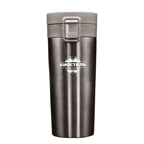 Термокружка Biostal Crosstown (0,4 литра), стальная