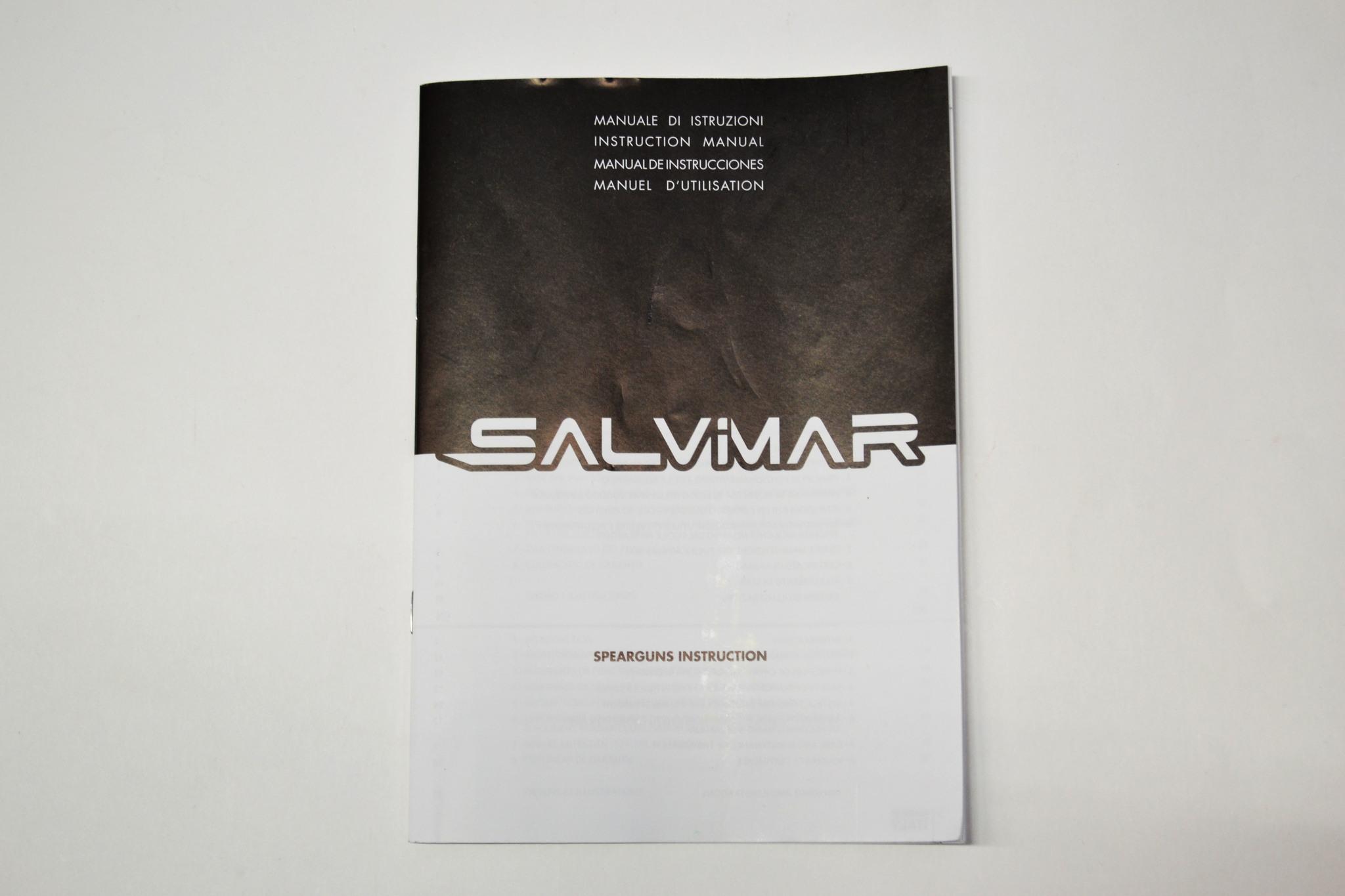 Ружьё-арбалет Salvimar WILD PRO