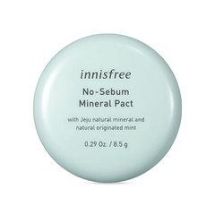 Матирующая пудра innisfree No-Sebum Mineral Pact 8.5g