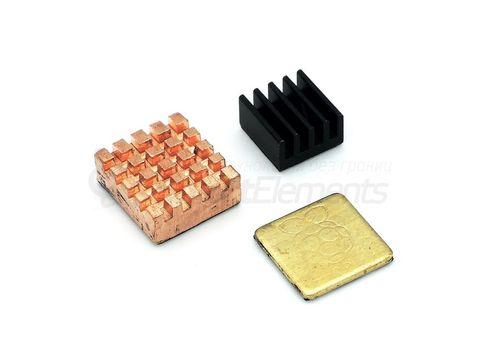 Комплект охлаждения для Raspberry Pi