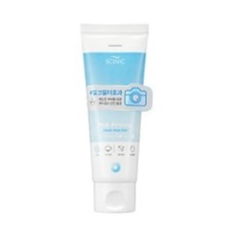 Scinic Milk Peeling Face Peelter молочный пилинг-скатка для чувствительной кожи