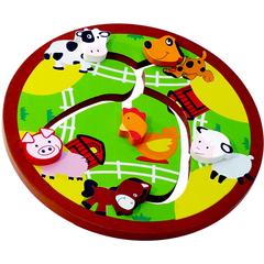 ToysLab Деревянный лабиринт «Ферма» (71014)