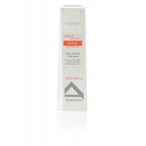 Alfaparf Milano SDL Discipline: Разглаживающий шампунь для непослушных волос (Frizz Control Shampoo), 1л
