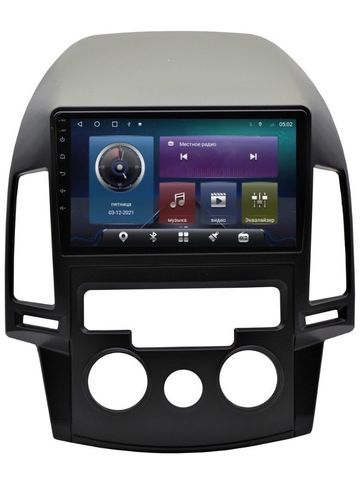 Магнитола для Hyundai i30 (08-11) Android 10 4/64GB IPS DSP 4G модель CB-2360TS10