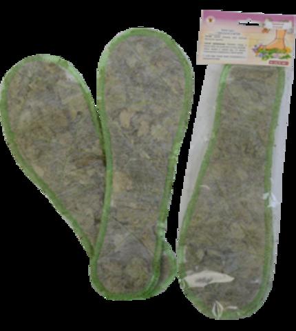 Стельки травяные антистресс