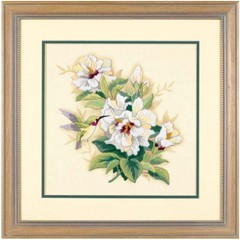 DIMENSOINS Букет гибискуса (Hibiscus Floral)