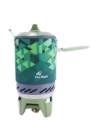 Система приготовления пищи Fire-Maple STAR FMS-X2 зеленая - 2