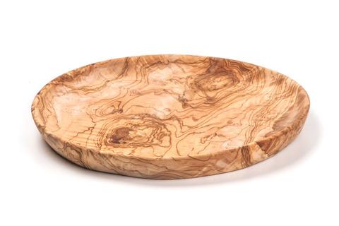 Тарелка декоративная круглая