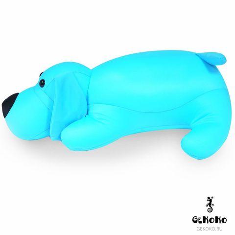 Подушка-игрушка антистресс Gekoko «Голубой Патрик» 4