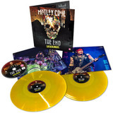 Motley Crue / The End - Live In Los Angeles (Coloured Vinyl)(2LP+DVD)