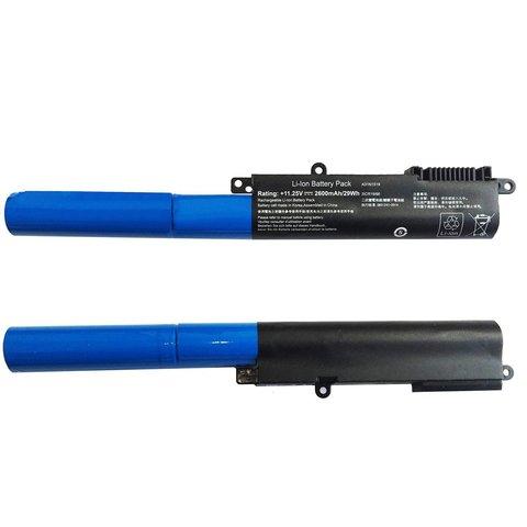Аккумулятор для Asus X540LA A31N1519 (11.25 2600 mAh)