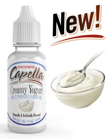 Ароматизатор Capella  Creamy Yogurt