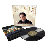 Elvis Presley With The Royal Philharmonic Orchestra / Elvis Christmas (LP)