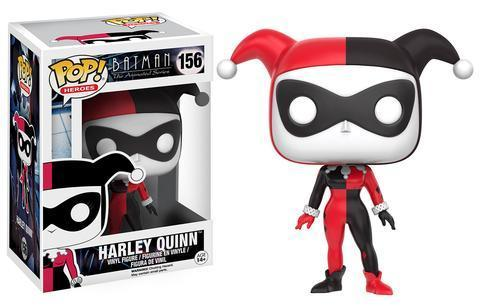 Фигурка Funko POP! Vinyl: DC: Batman Animated: BTAS Harley Quinn 11574