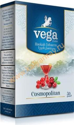 Табак Vega Космополитан в пачке 50 грамм