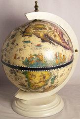 Глобус-бар настольный «Венецианский», фото 2