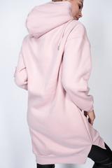 розовое худи с капюшоном магазин