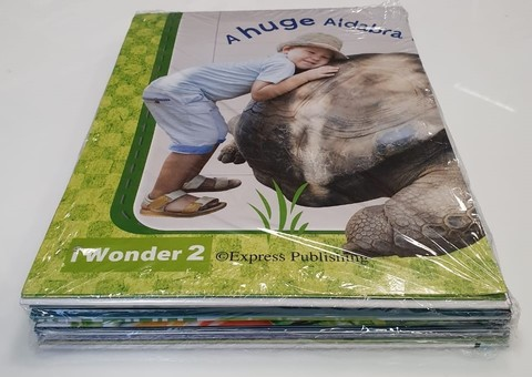I-Wonder 2 Posters - Постеры